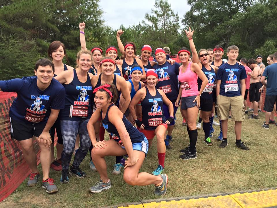 The Gym Team @ Warrior Dash
