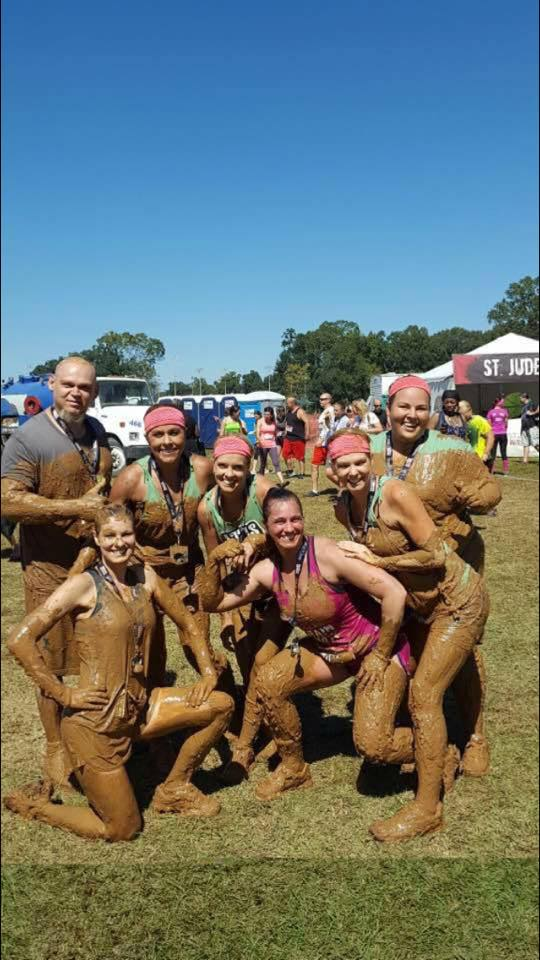 Warrior Dash 2016