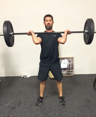 DJ LaBiche is one of our male personal trainers. He specializes in cross training workouts.